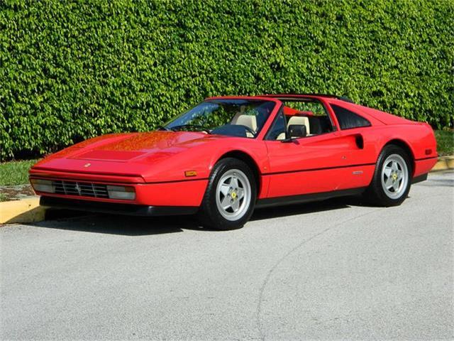 1989 Ferrari 328 GTS | 858900