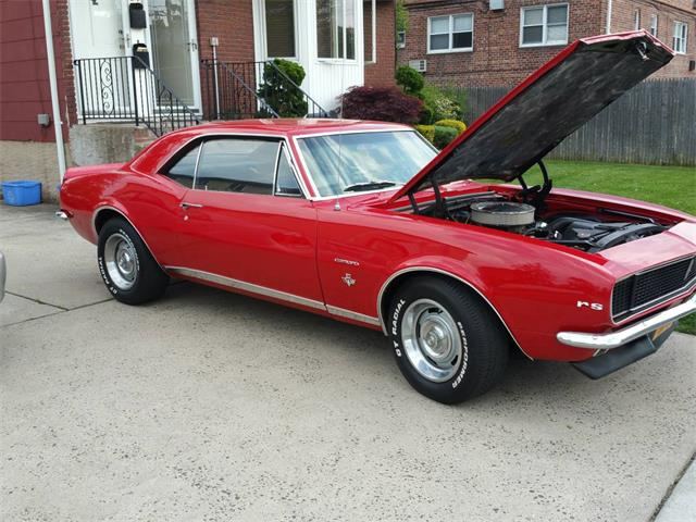 1967 Chevrolet Camaro RS | 858903