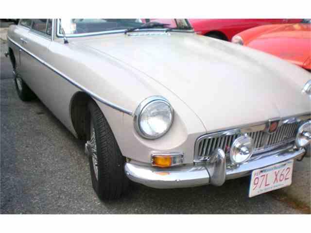 1968 MG BGT | 858915