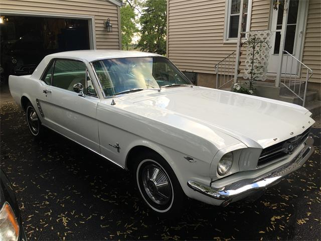 1965 Ford Mustang | 858916