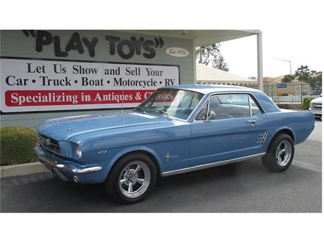 1966 Ford Mustang | 858917