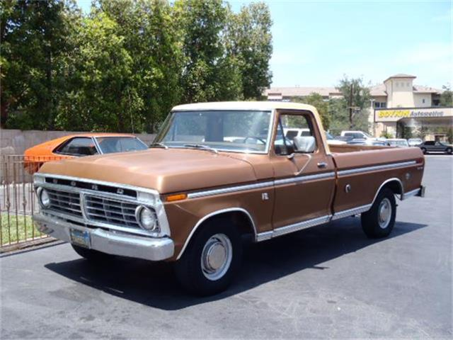 1974 Ford F100 | 858920