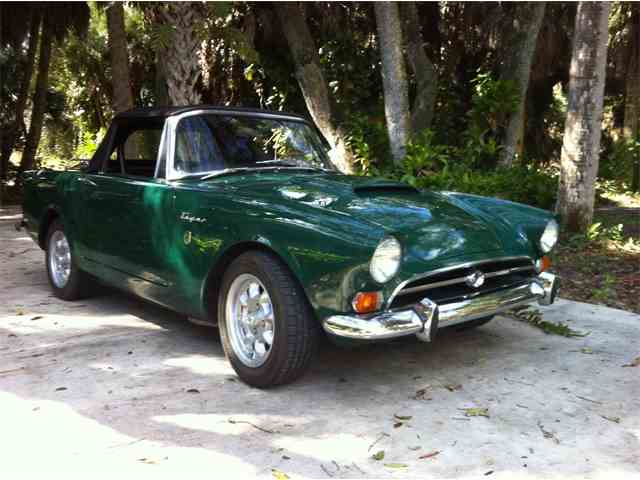 1967 Sunbeam Tiger | 858926