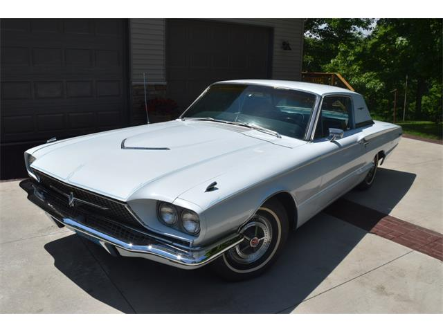 1966 Ford Thunderbird | 858931