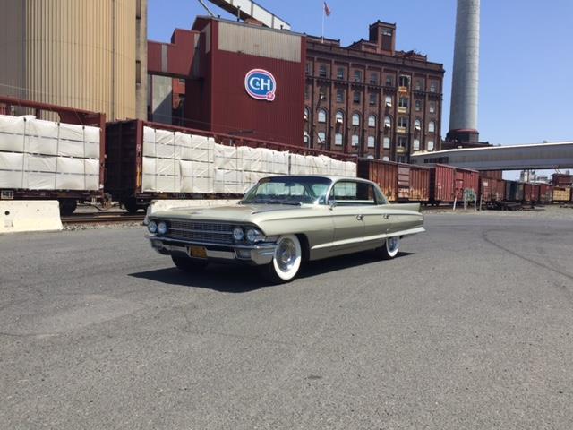 1962 Cadillac Sedan DeVille   858936