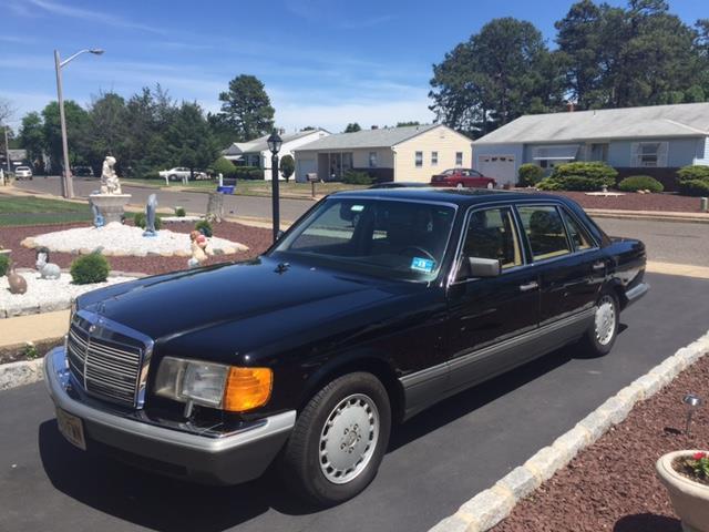 1988 Mercedes-Benz 560SEL | 858939
