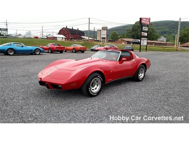 1978 Chevrolet Corvette | 858940
