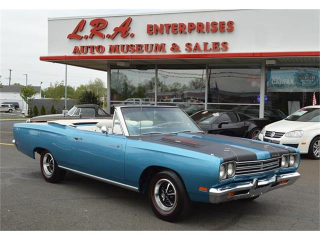 1969 Plymouth Road Runner | 858945