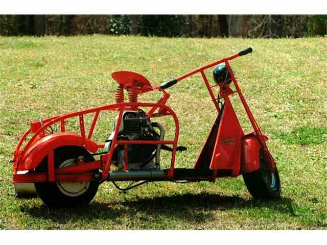 1955 Cushman Sportster | 858947