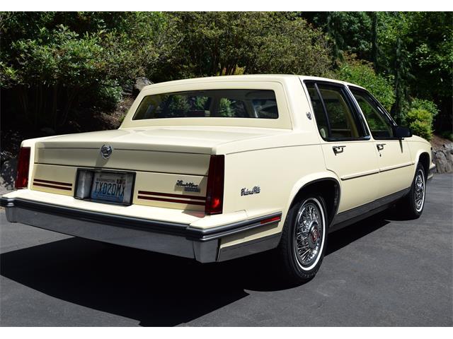 1988 Cadillac Sedan DeVille | 858950