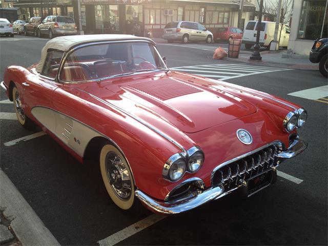 1958 Chevrolet Corvette | 858952