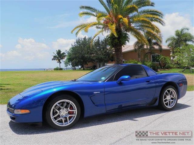 2002 Chevrolet Corvette | 858976