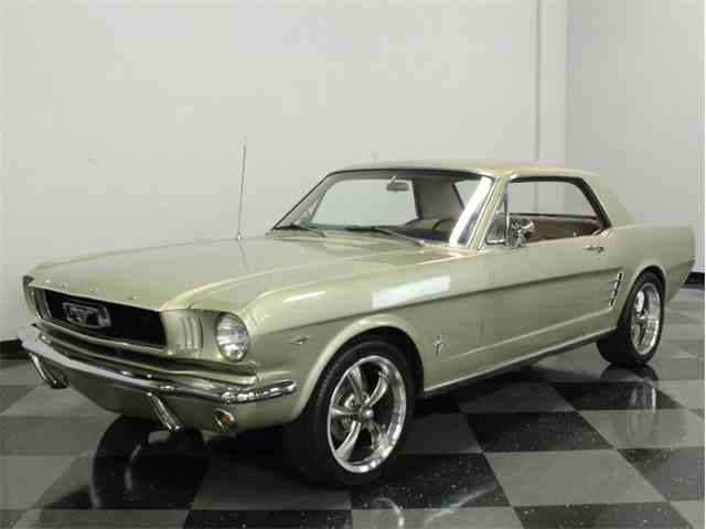 1966 Ford Mustang | 858979