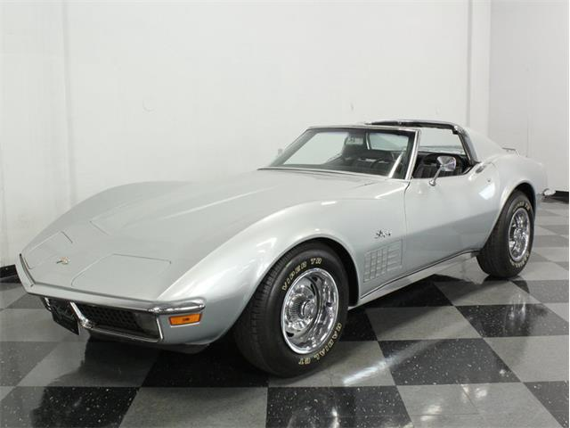 1971 Chevrolet Corvette | 858980