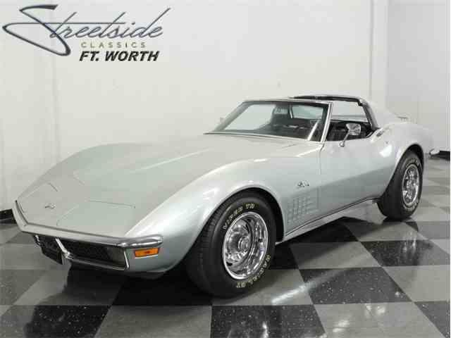1971 Chevrolet Corvette   858980
