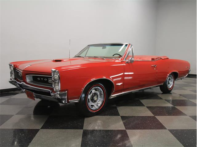 1966 Pontiac GTO | 858982