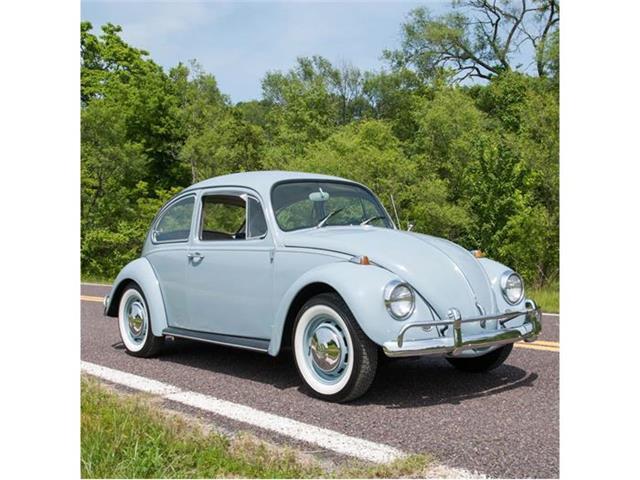 1967 Volkswagen Beetle | 858984