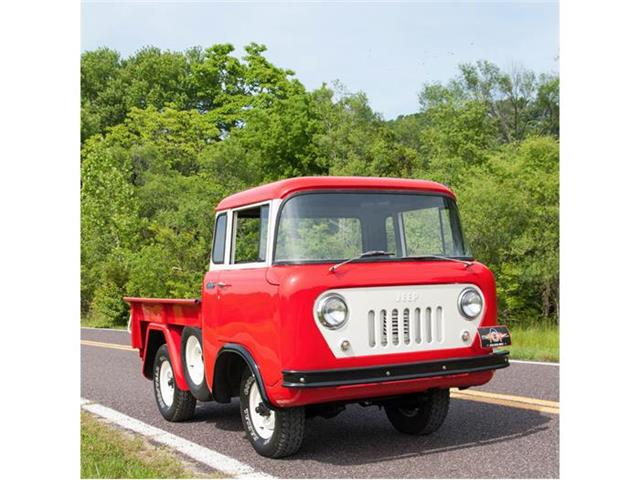 1958 Willys Jeep FC150 | 858985