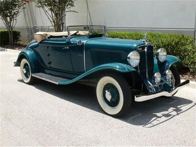 1931 Auburn Convertible | 858987