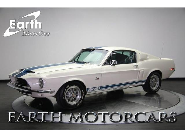 1968 Shelby GT500 Fastback 4 Speed | 858989