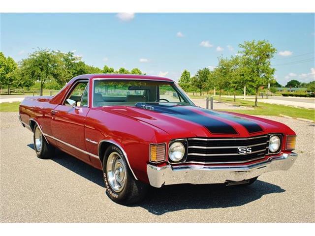 1972 Chevrolet El Camino | 858993