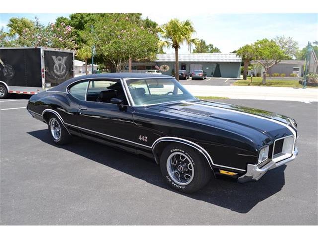 1971 Oldsmobile 442 | 858995