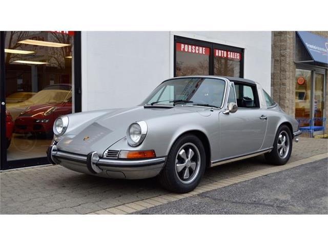 1971 Porsche 911  Restored  T-Targa | 858997
