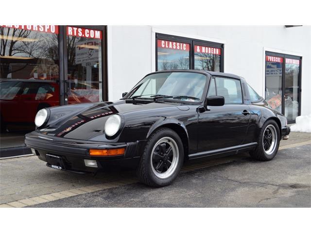 1984 Porsche 911 Carrera  3.4 ANDIAL Targa | 858999