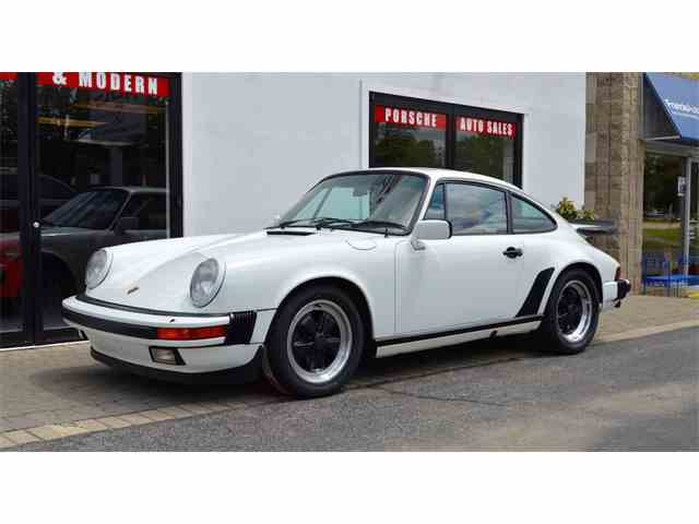 1986 Porsche 911 *** Carrera 3.2 Coupe | 859000