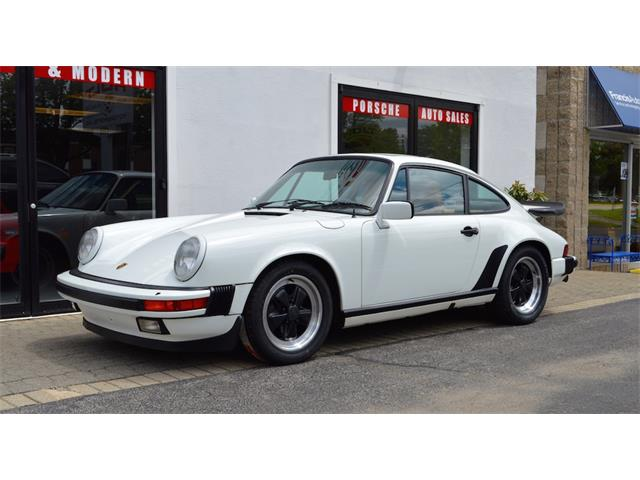 1986 Porsche 911 Carrera 3.2 coupe | 859000