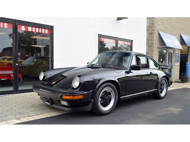 1986 Porsche 911 Carrera 3.2 coupe | 859002
