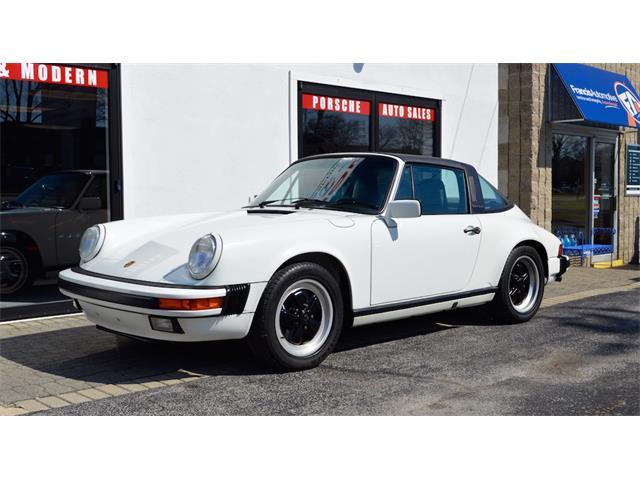 1988 Porsche 911 Carrera 3.2 targa | 859005