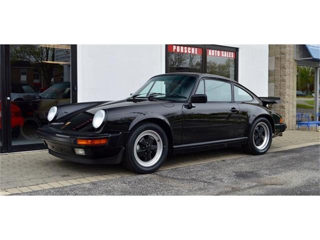 1988 Porsche 911 Carrera 3.2 coupe | 859007