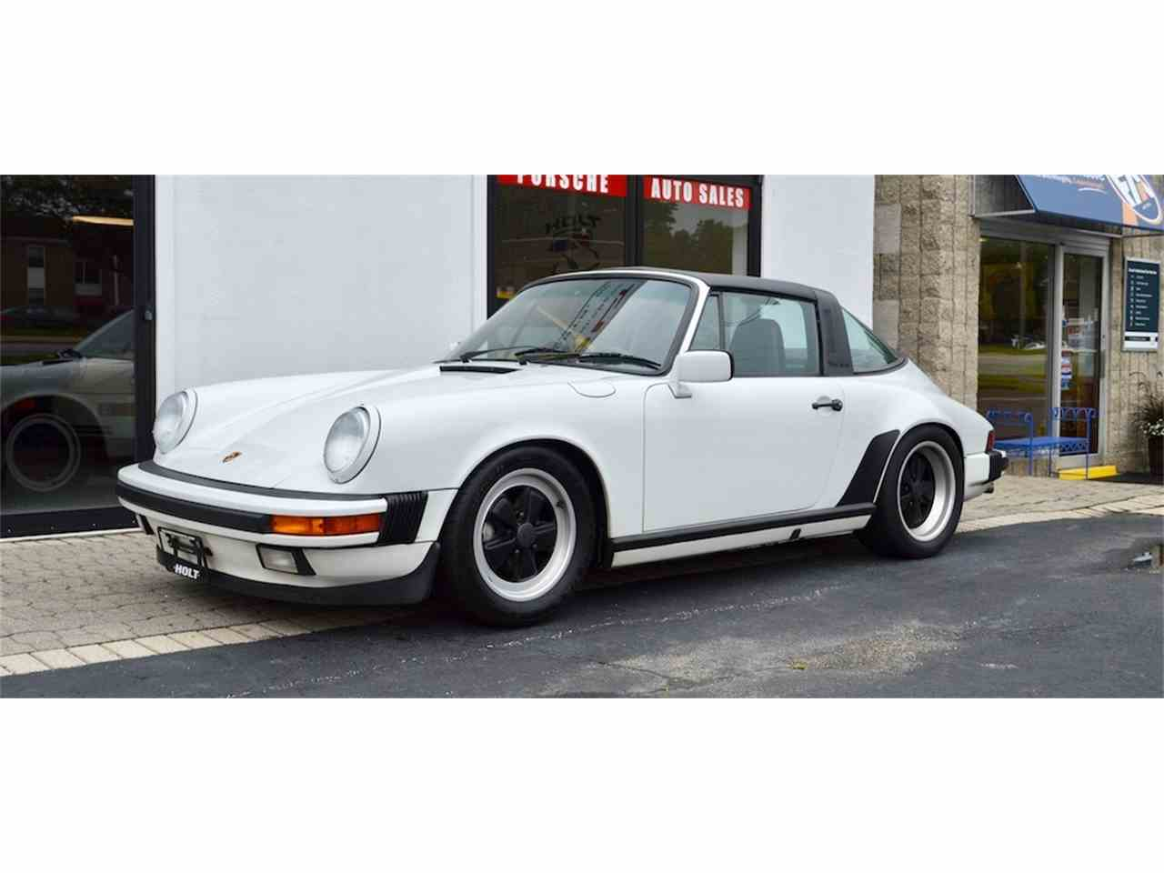 1989 porsche 911 carrera 3 2 targa for sale cc 859008. Black Bedroom Furniture Sets. Home Design Ideas