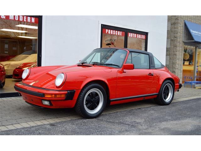1989 Porsche 911 Carrera 3.2 targa | 859010