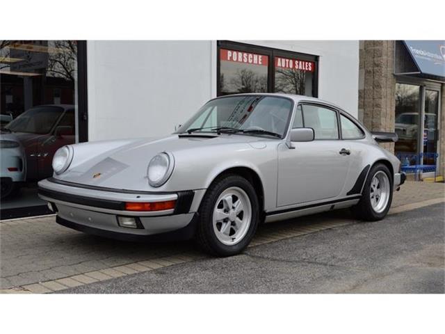 1989 Porsche 911 25th Anniversary 3.2 Coupe | 859012