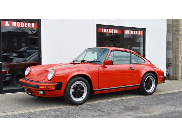 1989 Porsche 911 Carrera 3.2 coupe | 859013