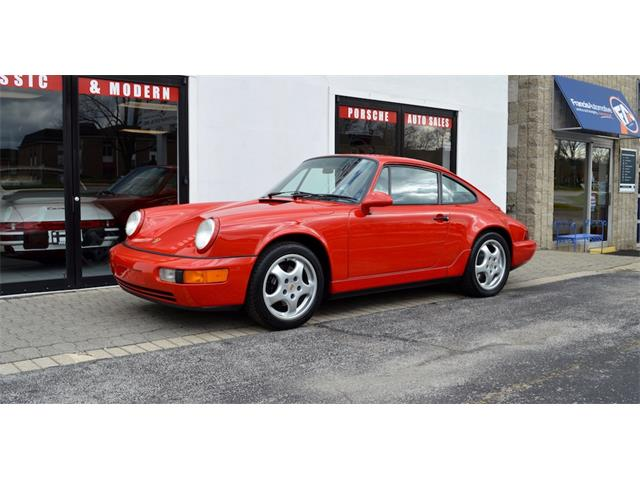 1992 Porsche 911 Carrera 2 coupe (964) | 859015