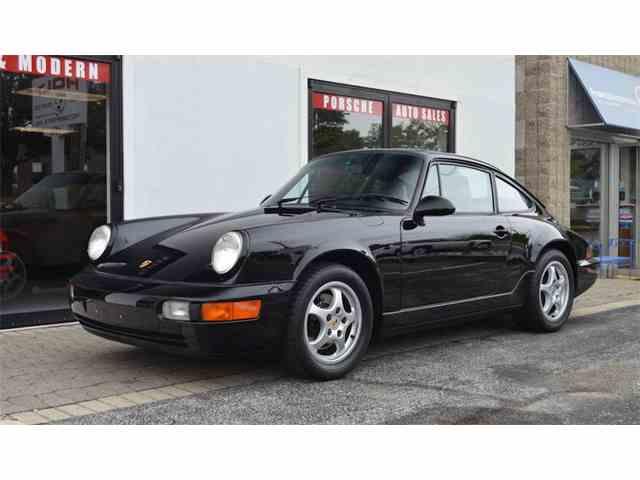 1994 Porsche 911 Carrera 2 Coupe   859019