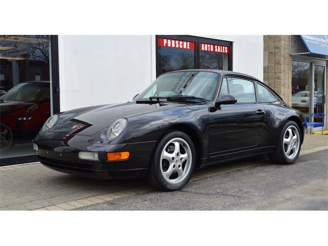 1995 Porsche 911 Carrera Coupe, C2 black,black | 859020