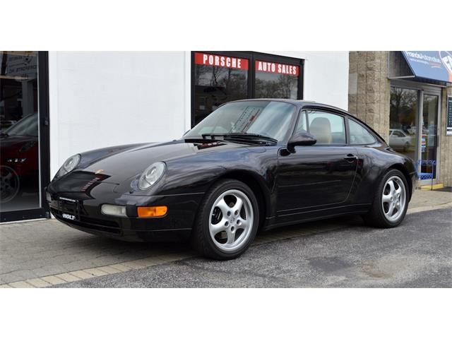 1995 Porsche 911 Carrera Coupe C2 | 859021