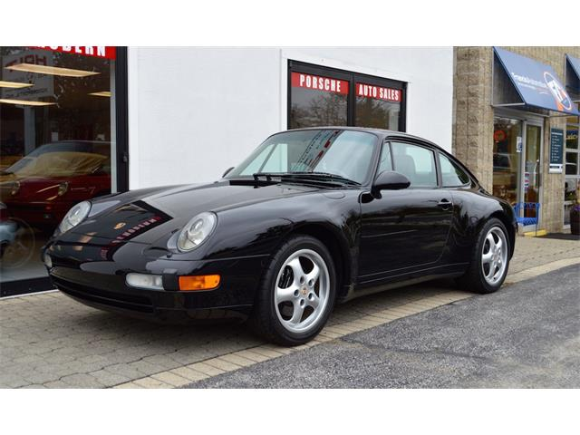 1996 Porsche 911 Carrera Coupe  C2 | 859023