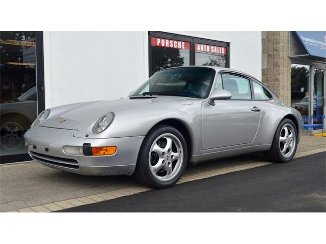 1997 Porsche 911 Carrera Coupe  C2 | 859025