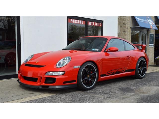 2007 Porsche (997) GT3 | 859028