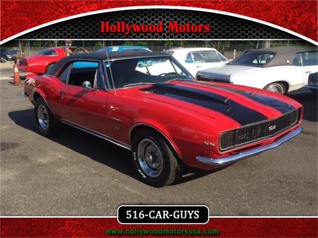 1967 Chevrolet Camaro RS | 859036