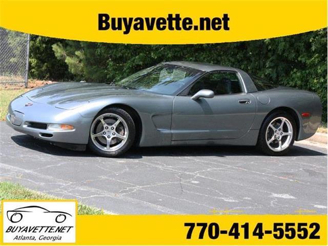 2004 Chevrolet Corvette | 859042