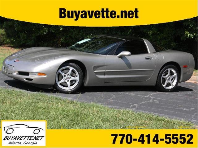 2000 Chevrolet Corvette | 859043