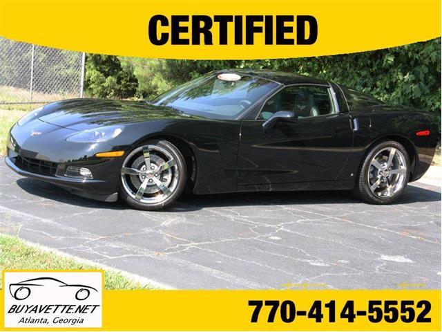 2008 Chevrolet Corvette | 859045
