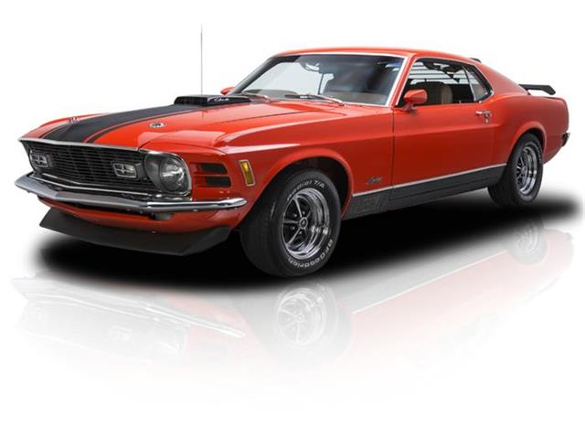 1970 Ford Mustang Mach 1 | 859068