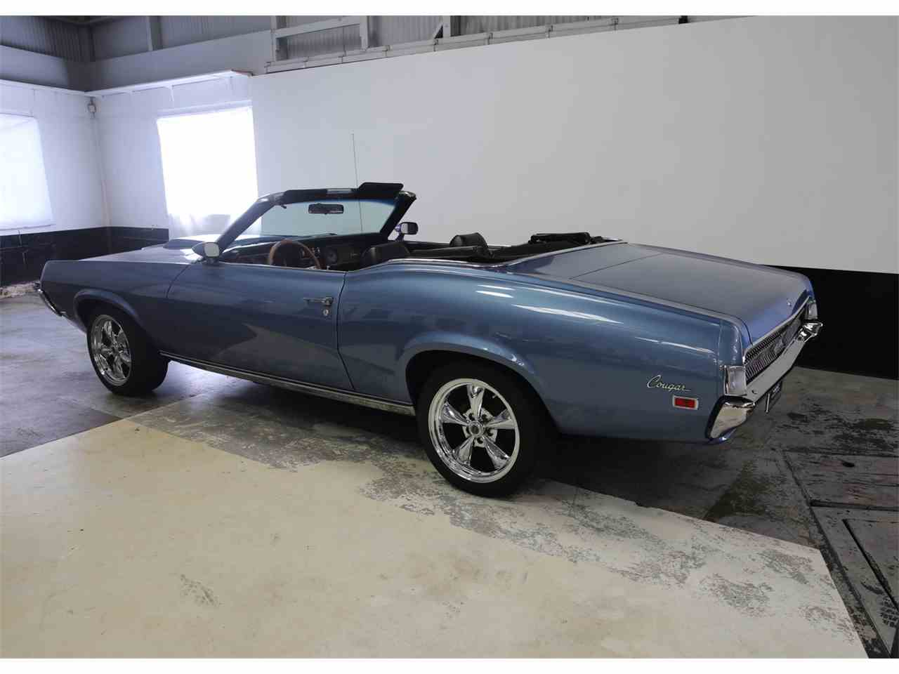 Large Picture of 1969 Mercury Cougar located in California - IEVB